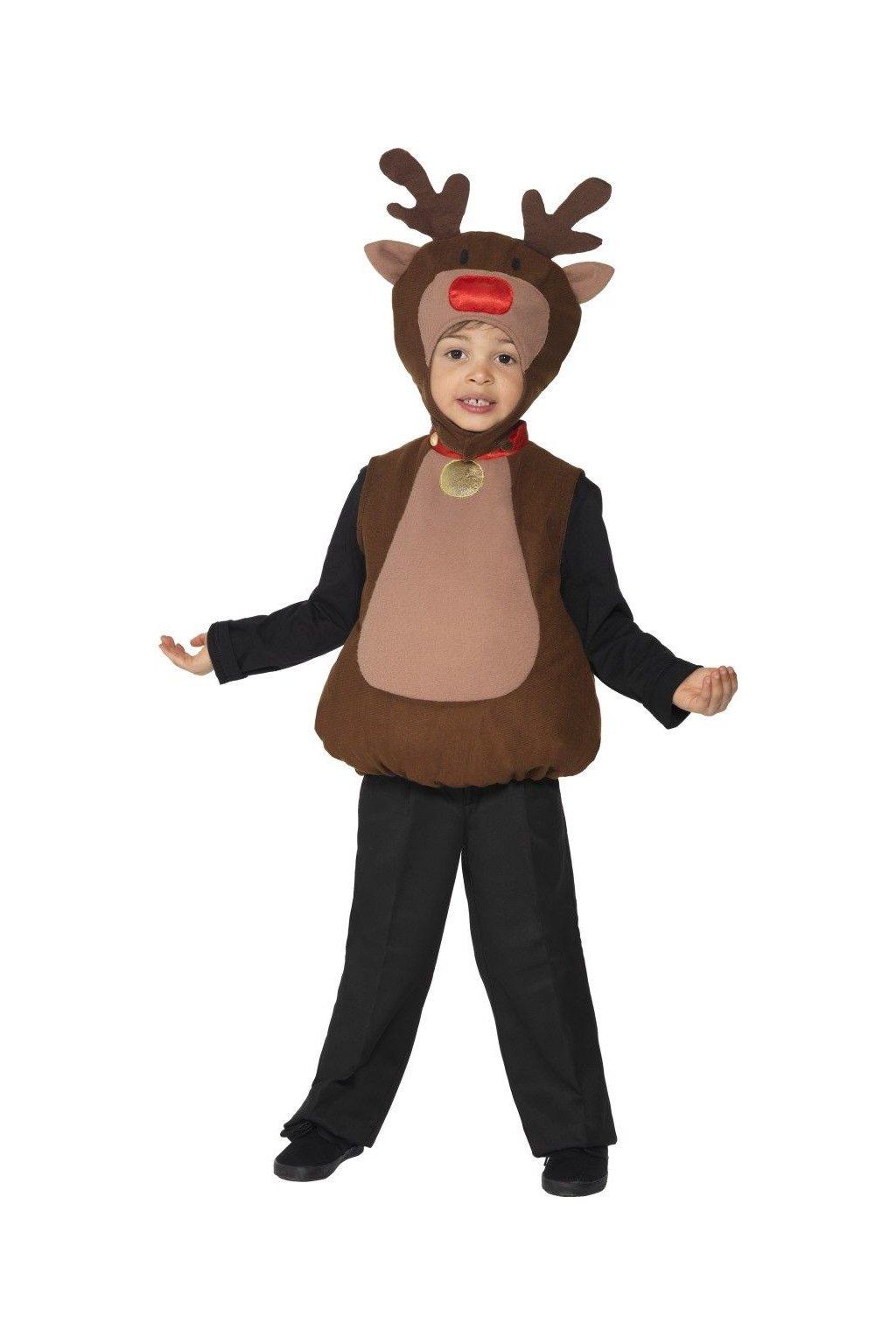 Dětský kostým sobíka