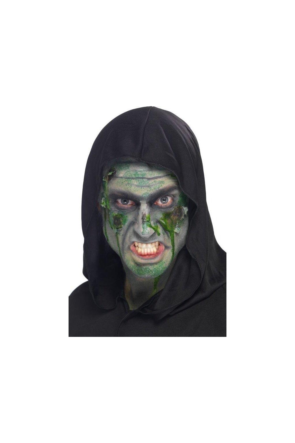 Make up - Falešná krev - monstrum
