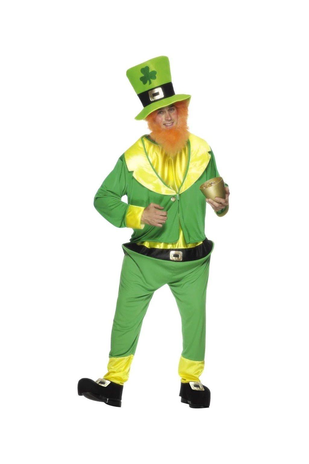 Kostým skřítka - Leprechaun St Patrick's Day