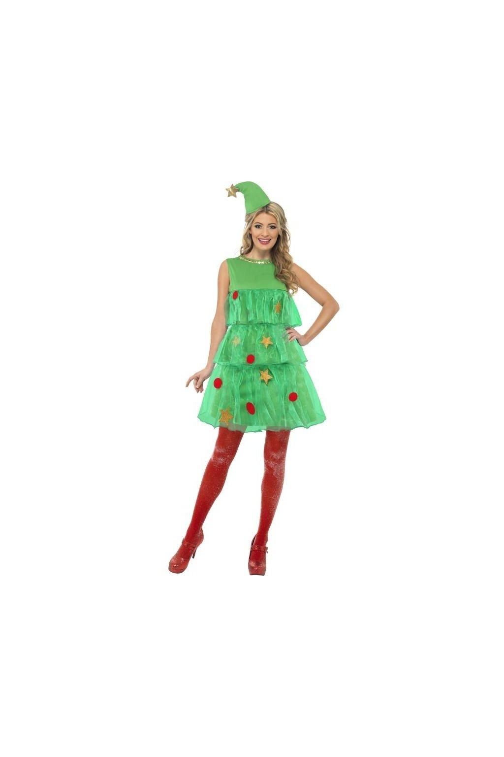 Kostým vánočního stromečku