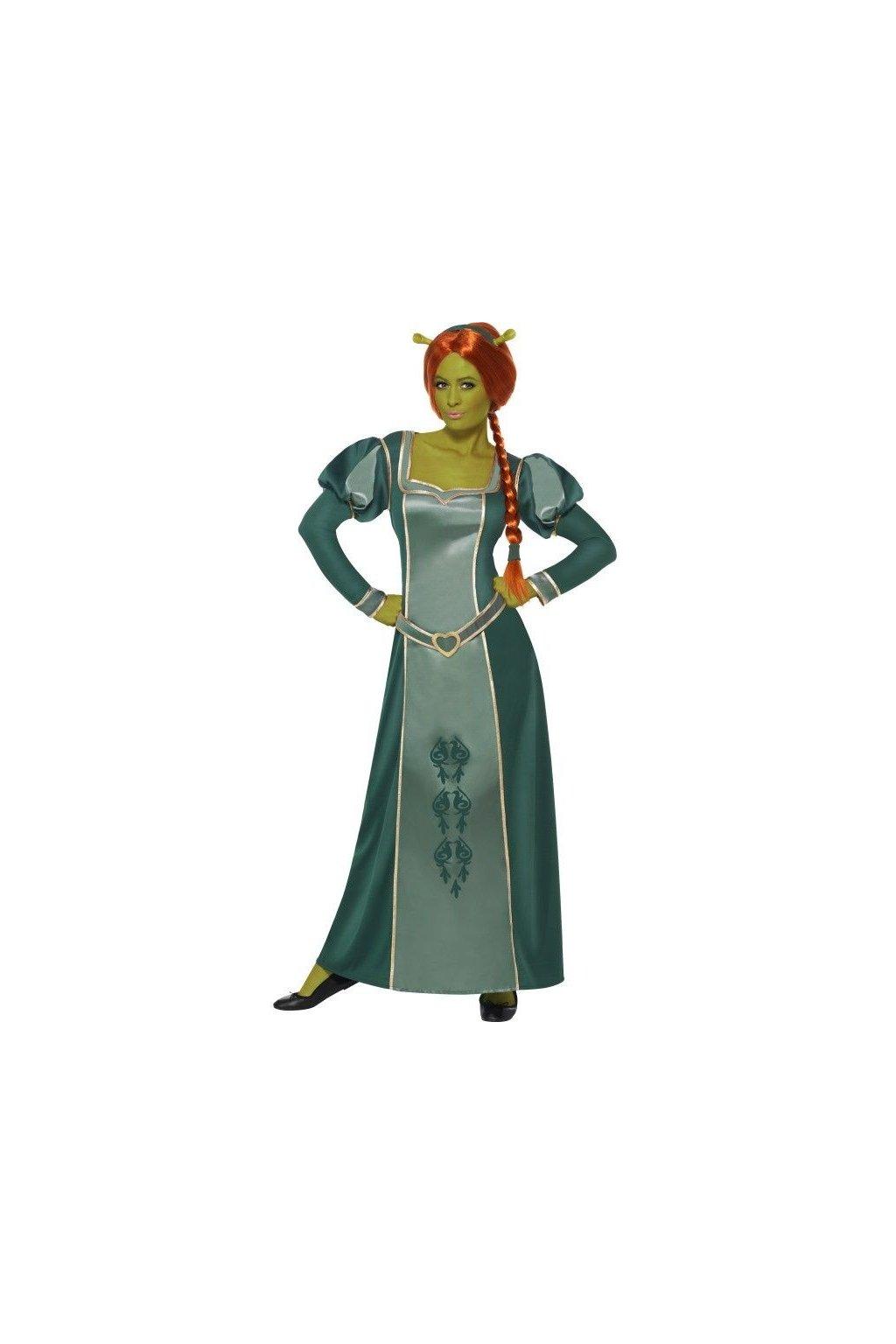 Kostým Fiona ze Shreka