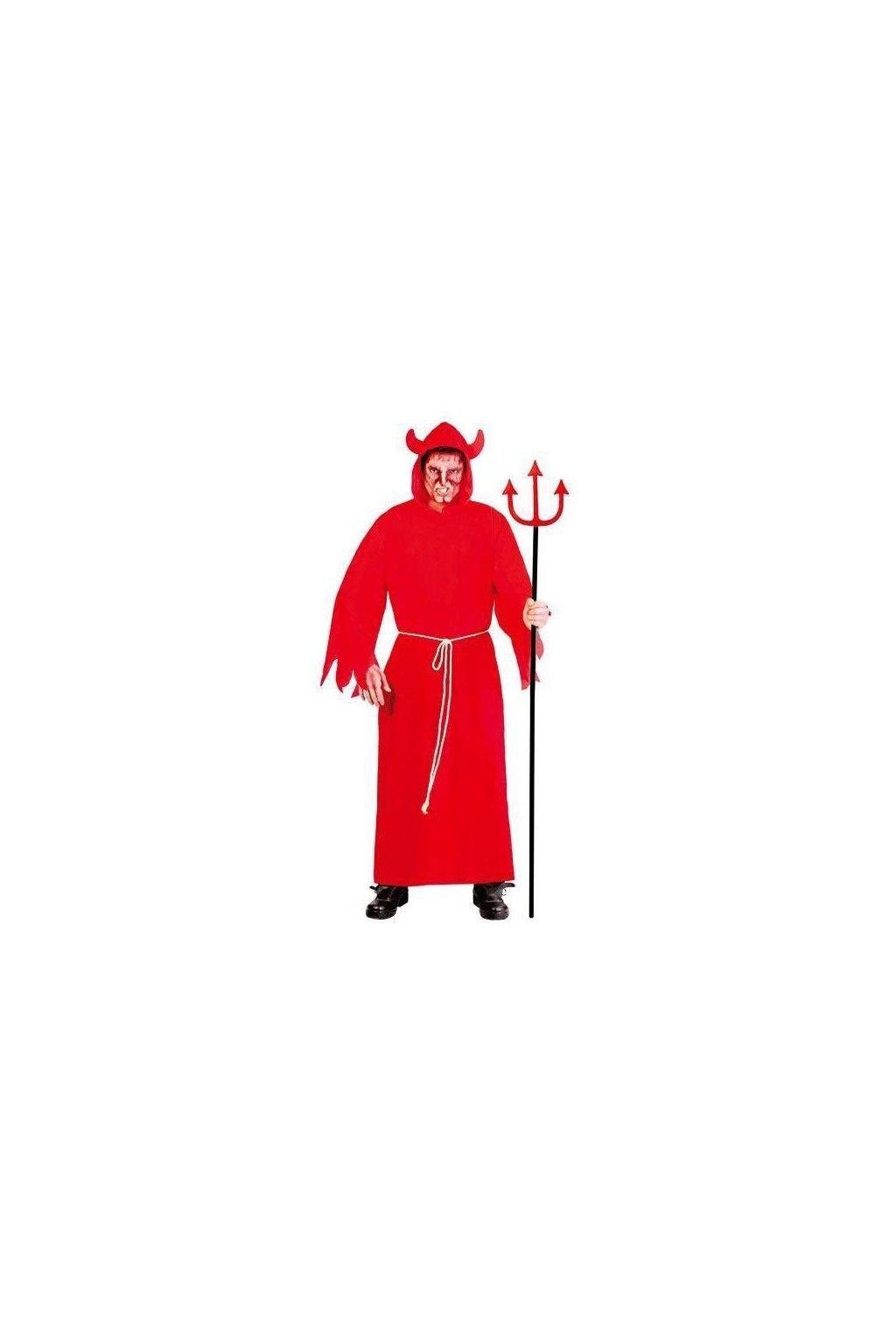 Kostým Lucifer - červený