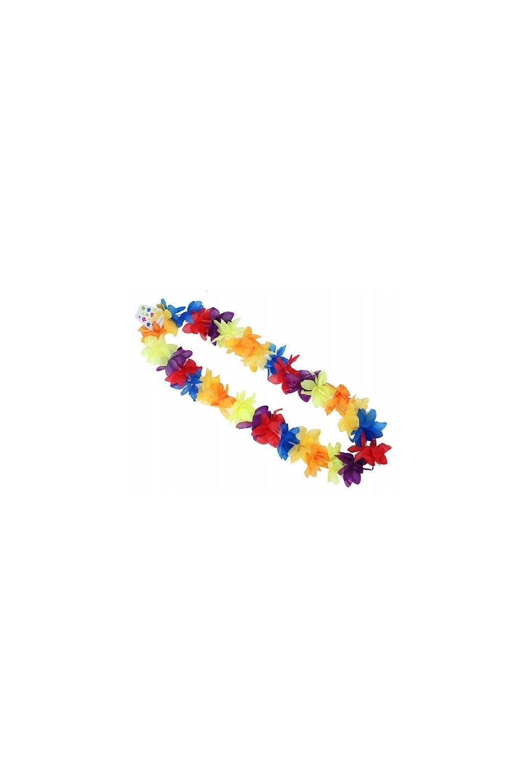 Havajský věnec - barevný