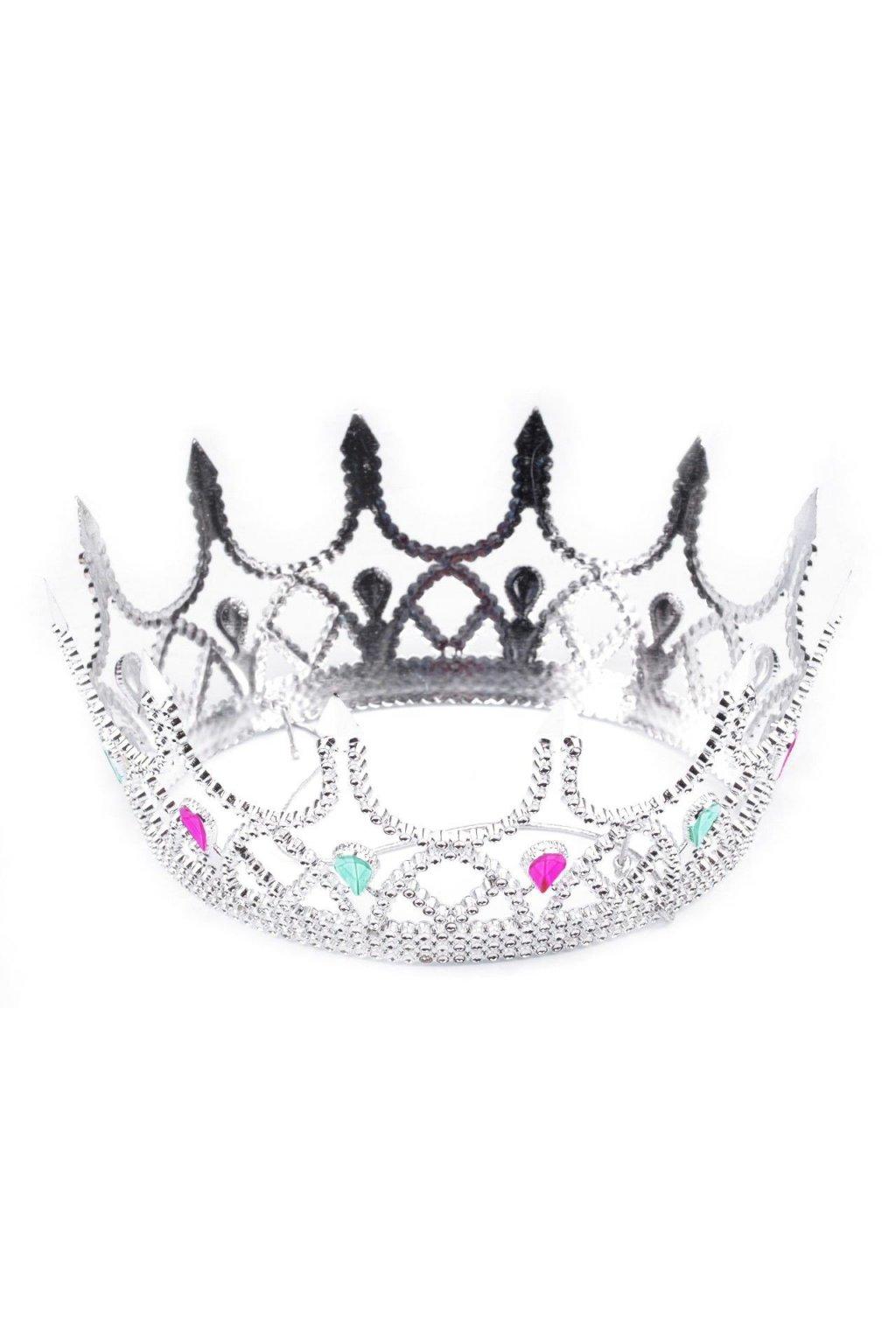 Stříbrná korunka - princezna
