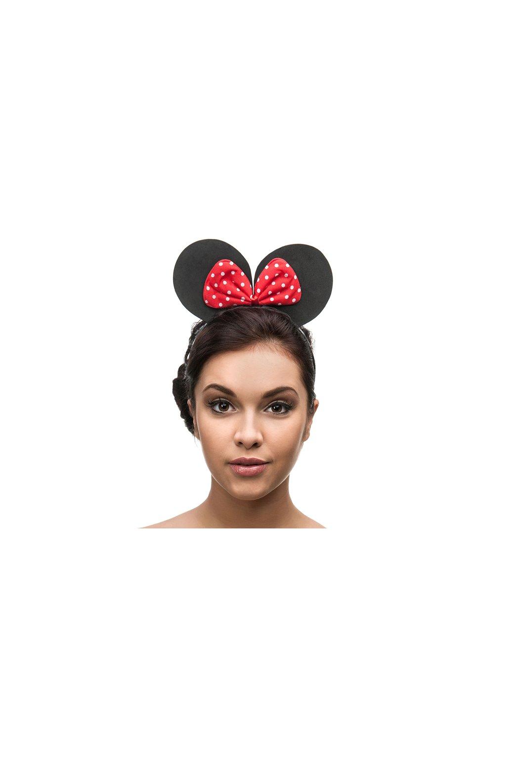 Čelenka Minnie myška