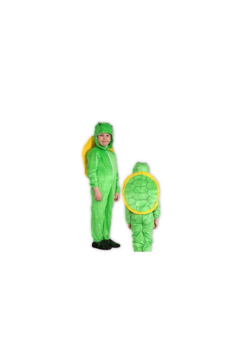 Kostým želva pro holky i kluky