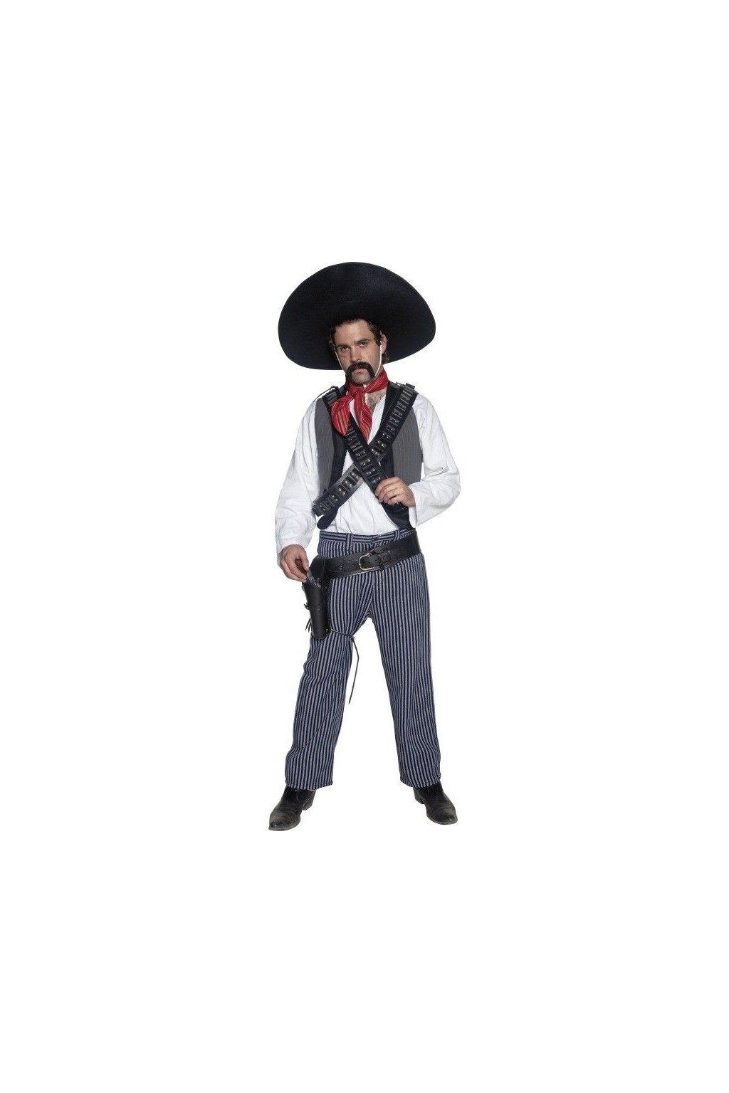 Kostým Mexický bandita