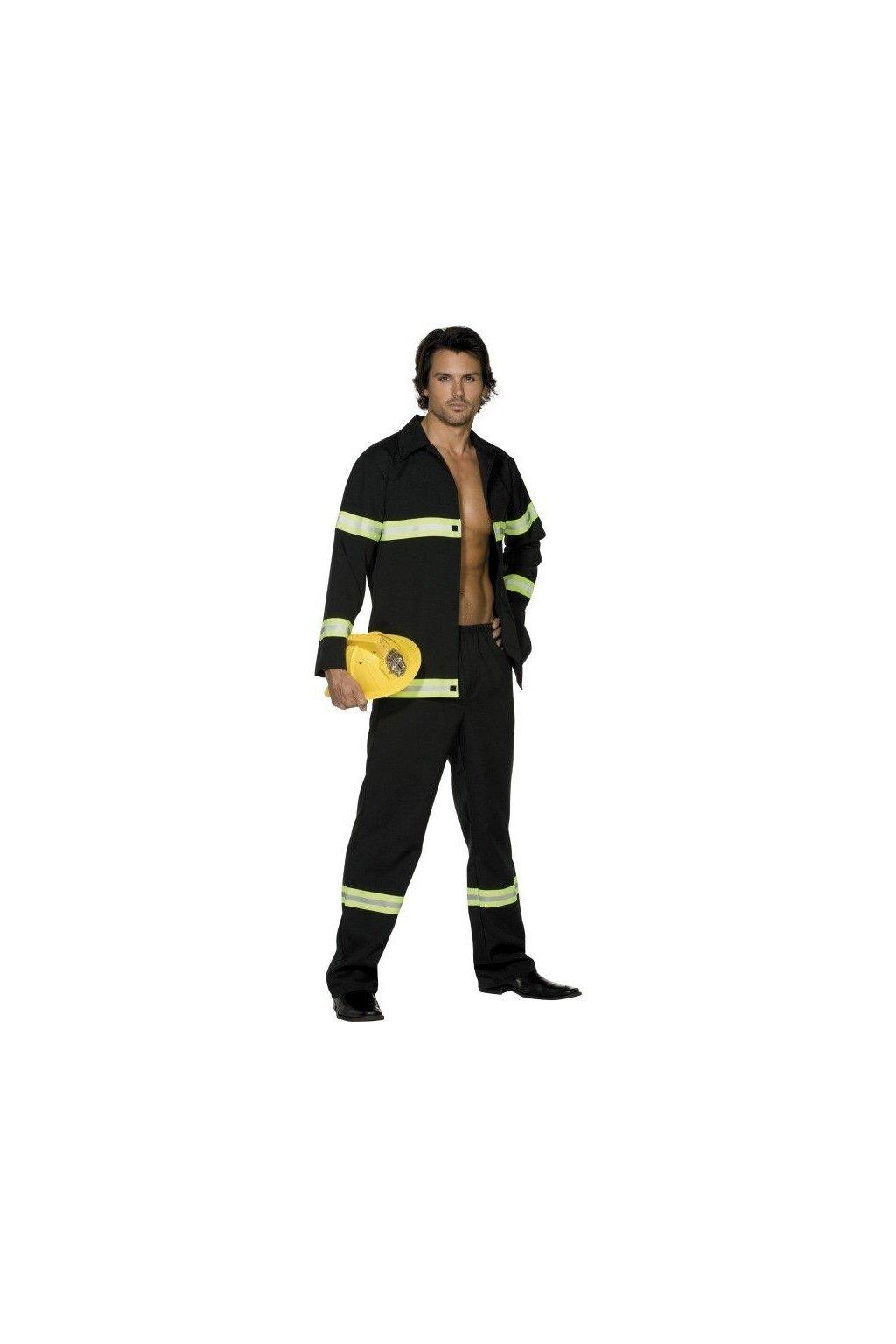 Kostým hasič
