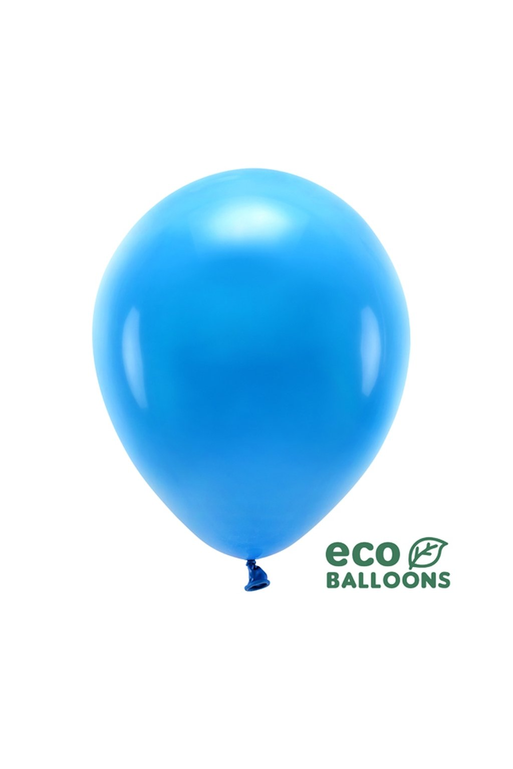 Nafukovací balónek modrý