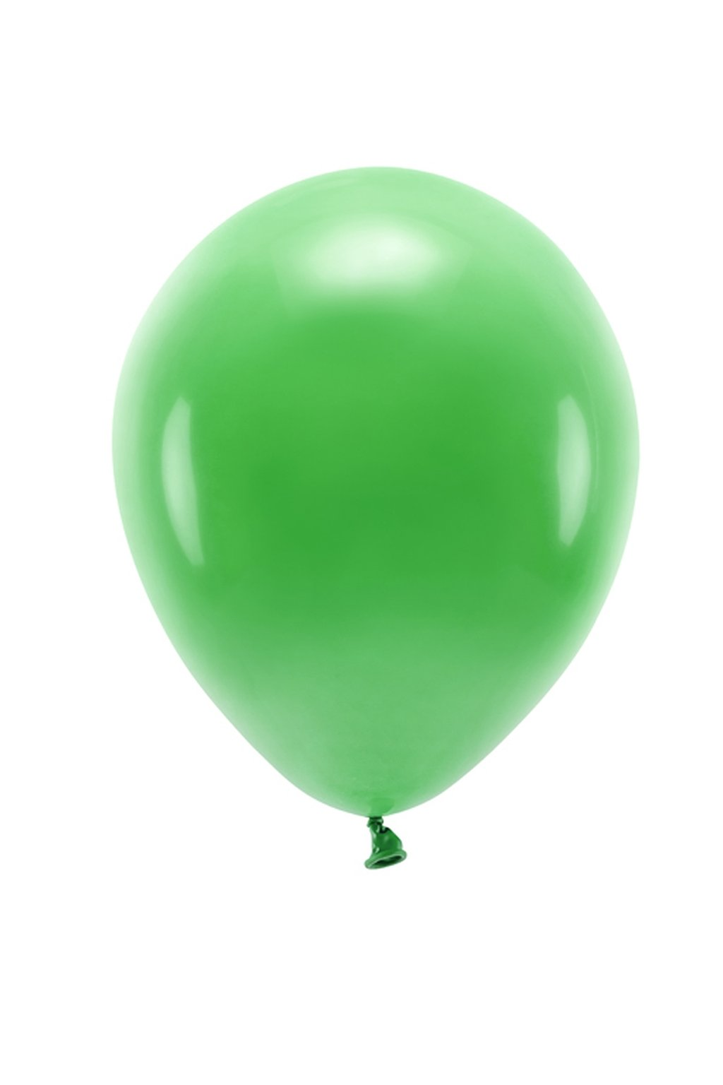 Nafukovací balónek zelený - 27 cm