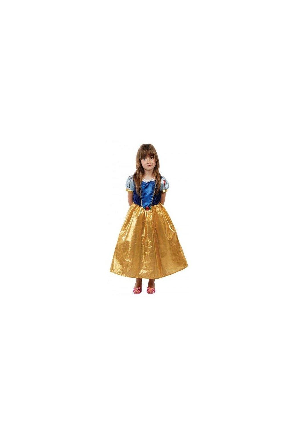 Sněhurka - dětský kostým