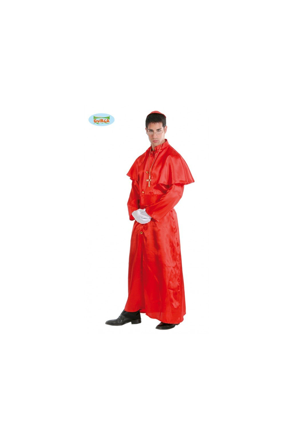 kardinal karnevalovy kostym
