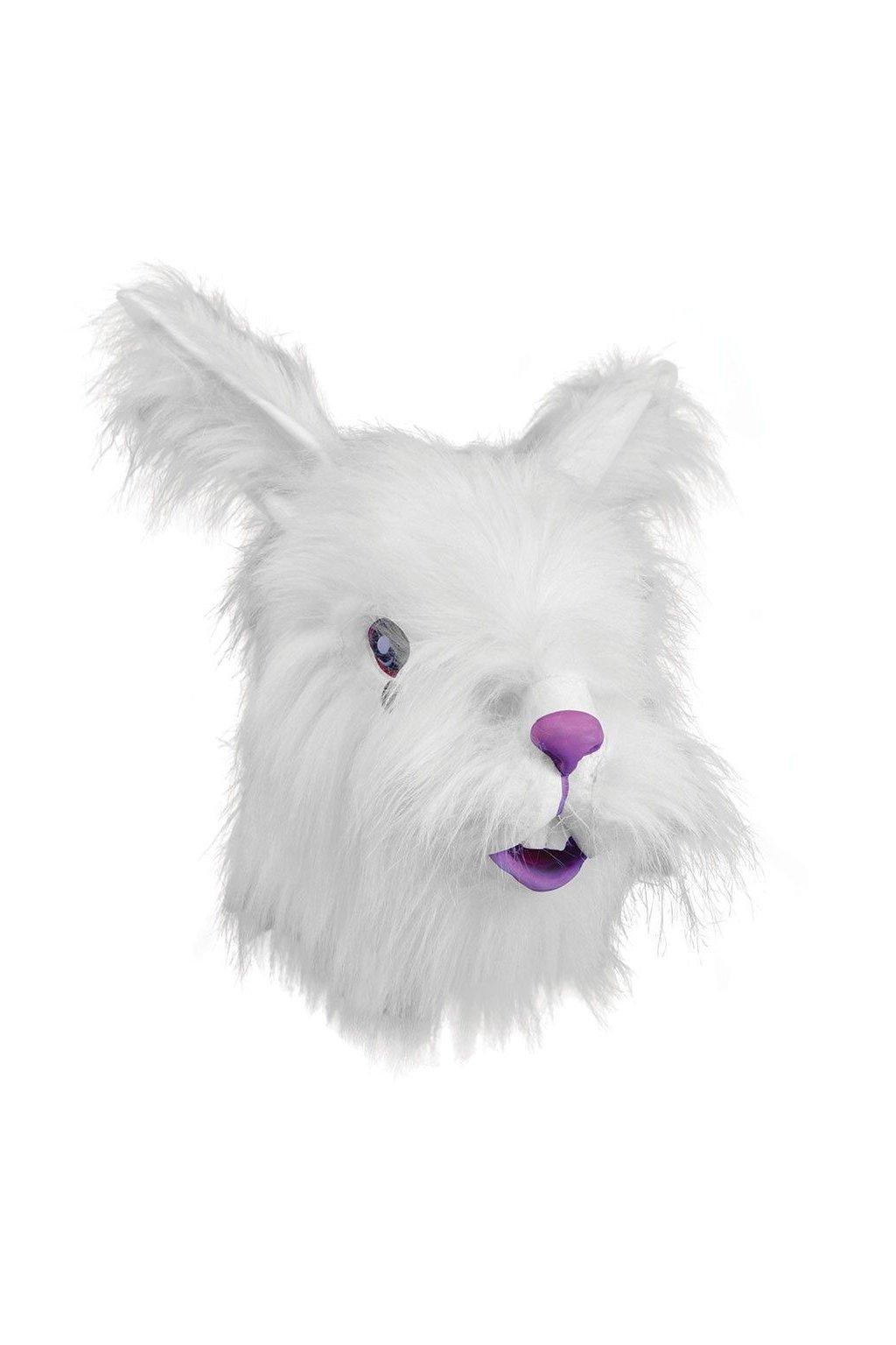 Maska králík realistická