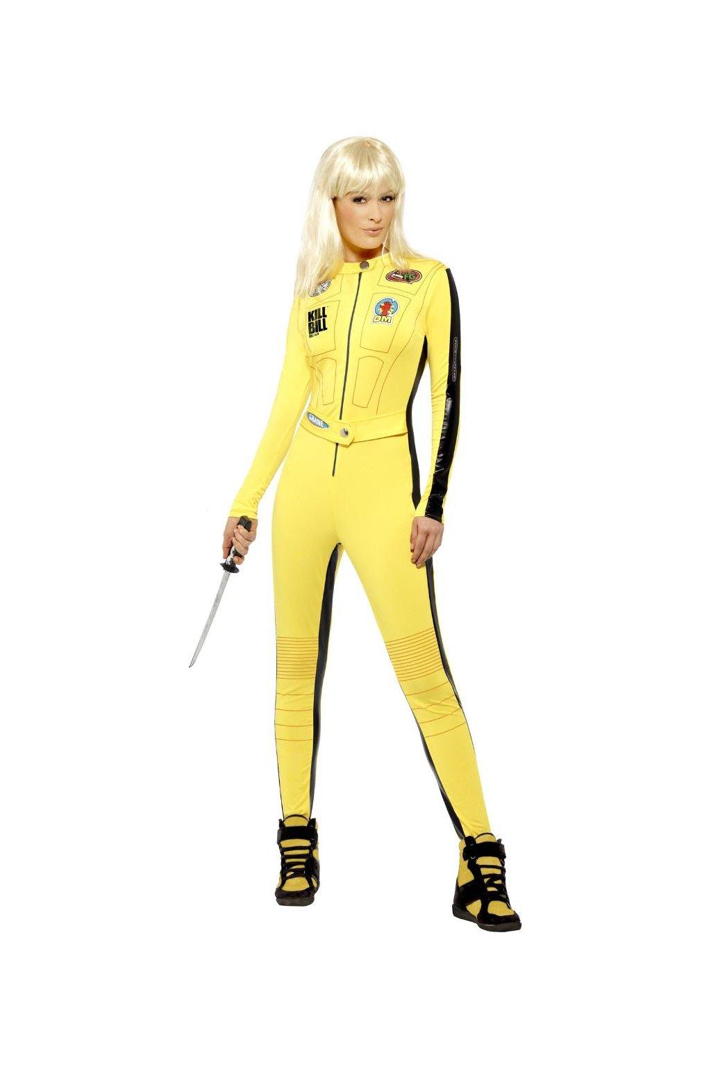 Kostým Kill Bill