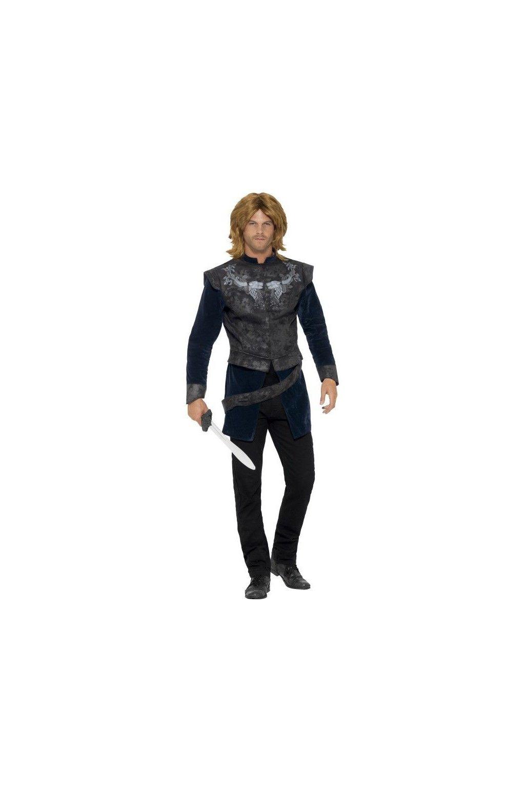 Kostým - Středověký bojovník