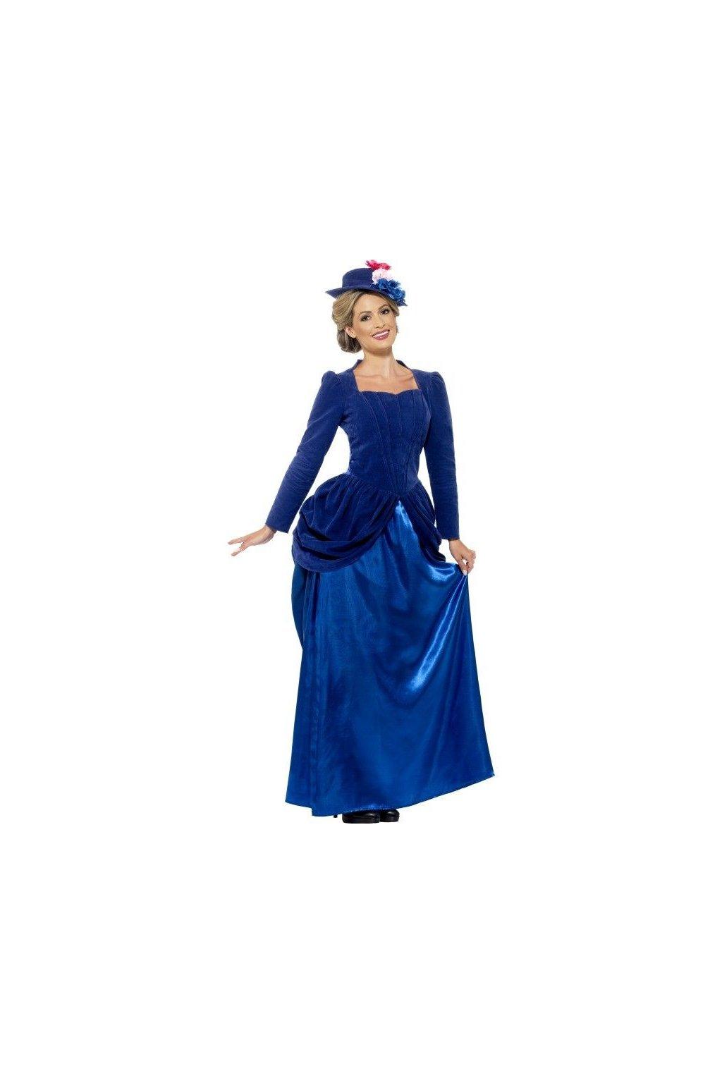 Kostým - Viktoriánská dáma