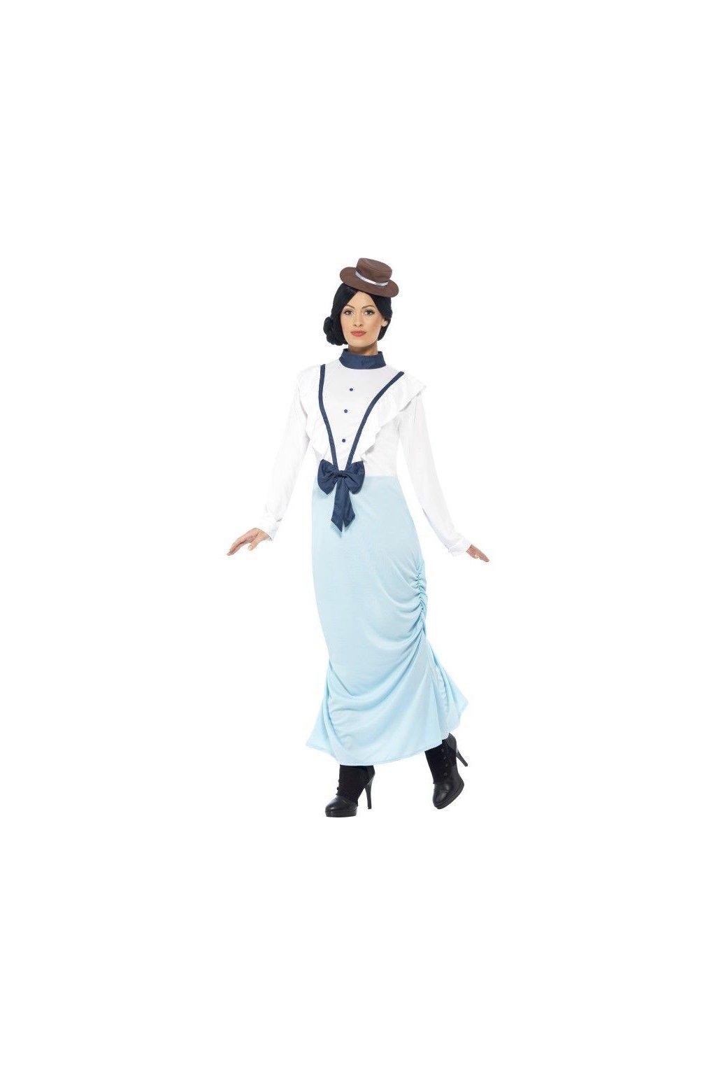Kostým - Viktoriánská lady