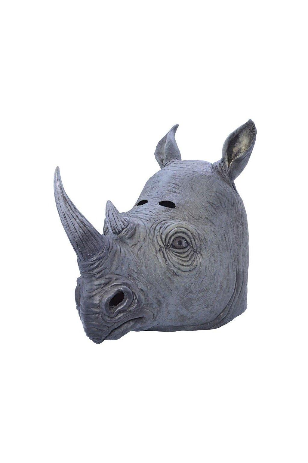 Maska nosorožce