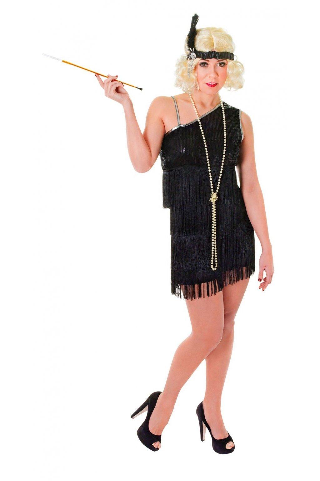 Kostým Great Gatsby dámský