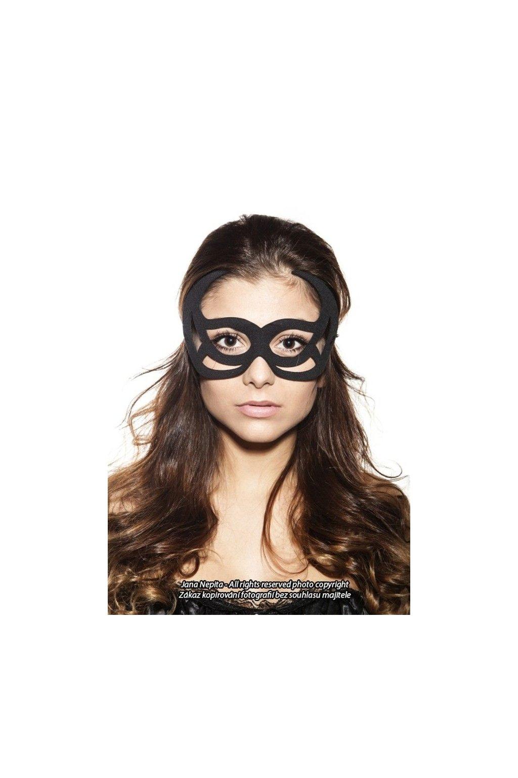 Maškarní maska dámská i pánská - Superhrdina