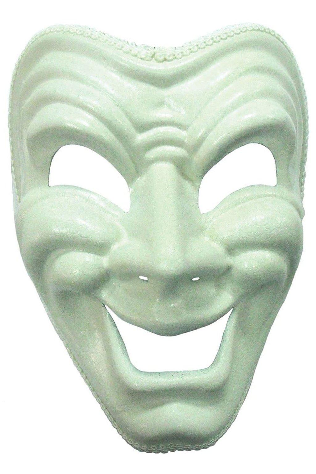 Řecká maska veselá - komedie