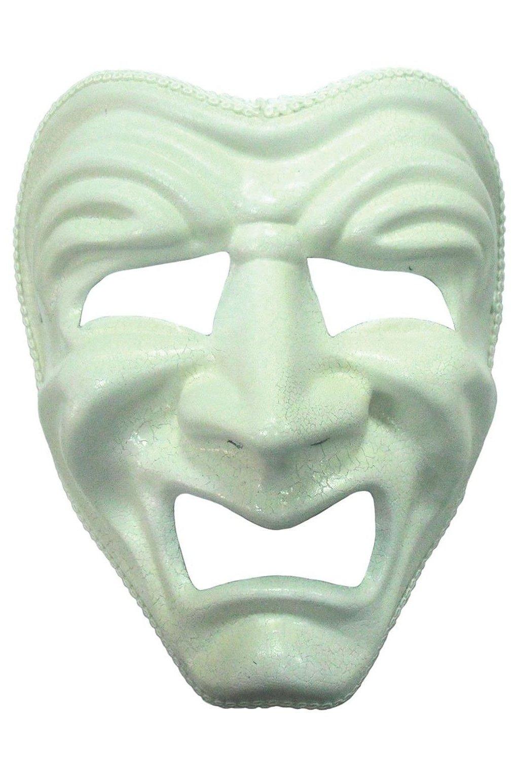 Řecká maska smutná - tragédie