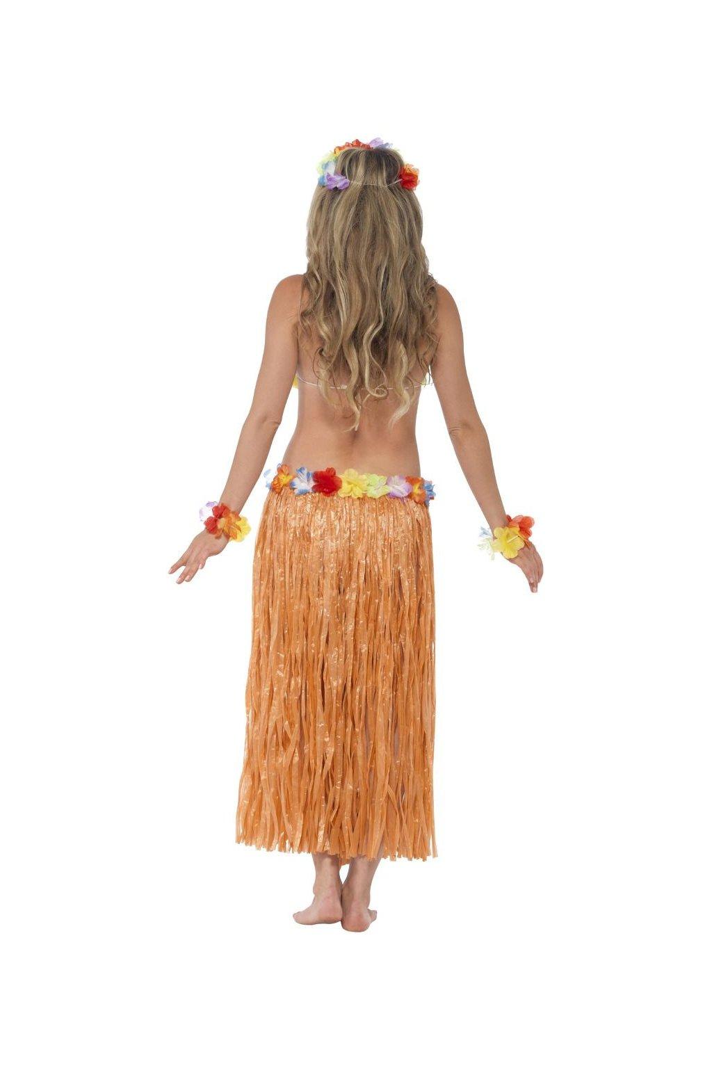 Havajský kostým - Hula Hula