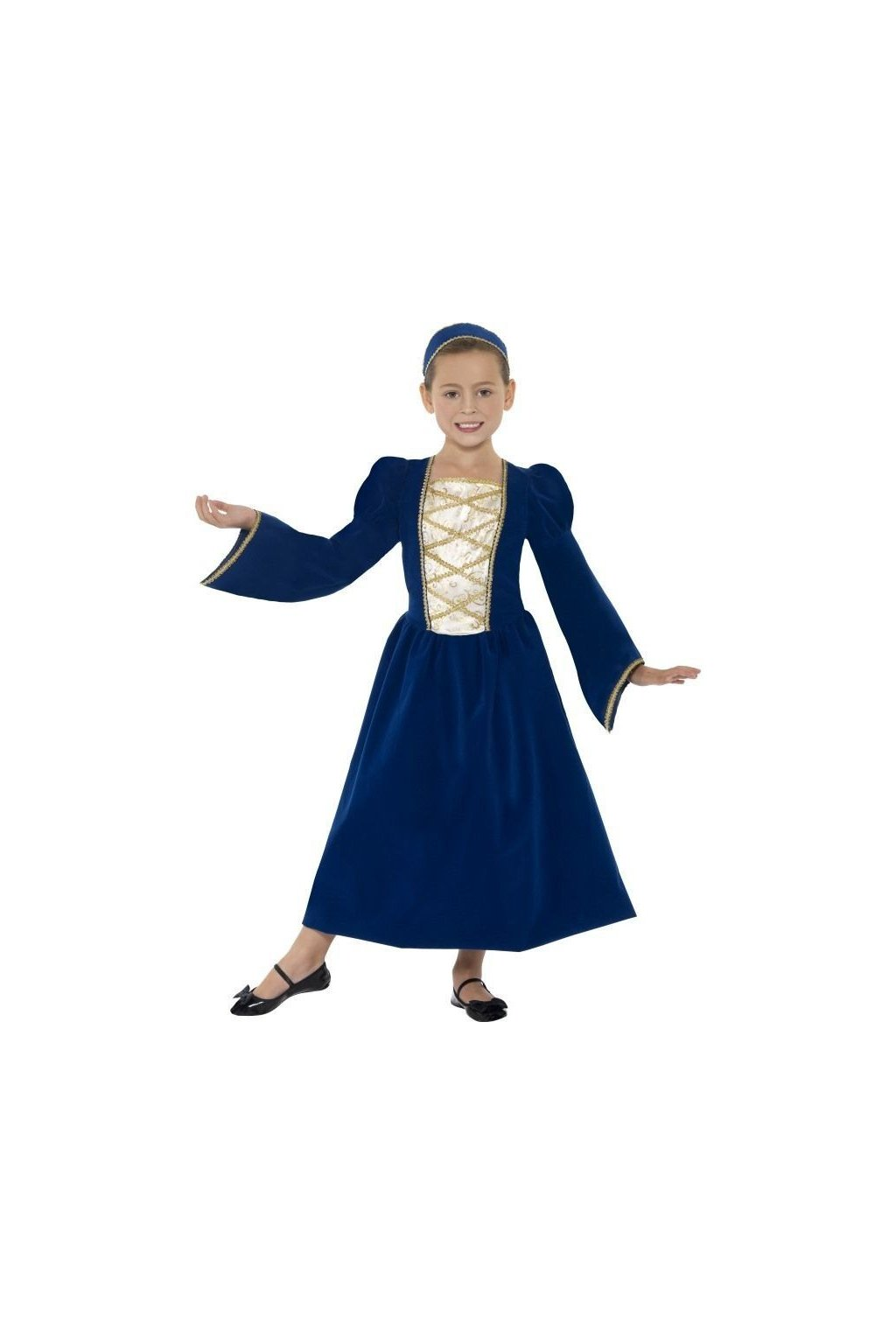 Dětský kostým - Tudor princess