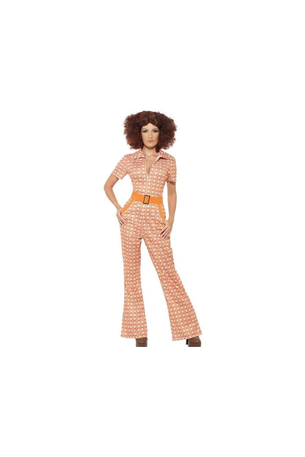 Kostým - Žena ze 70.let