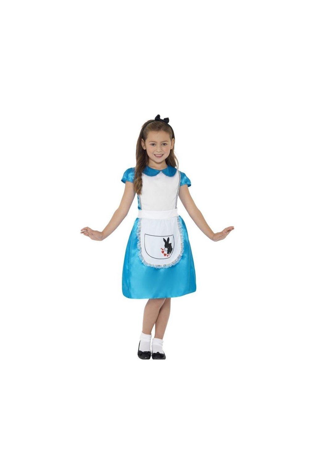 Dětský kostým - Wonderland Princess