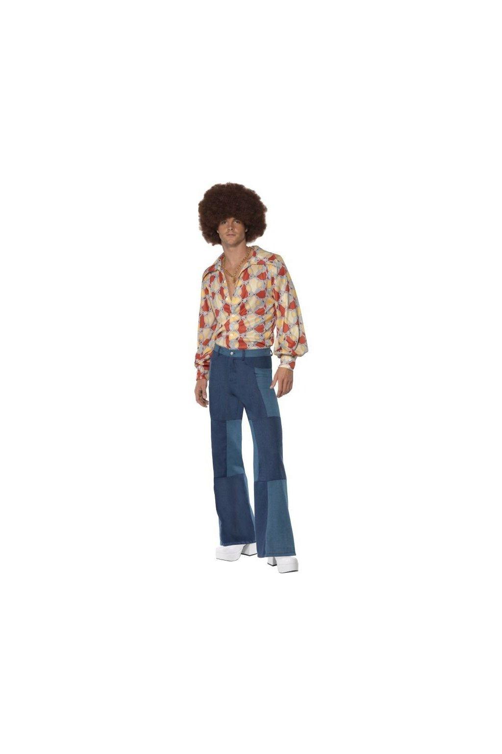 Kalhoty - 1970s style