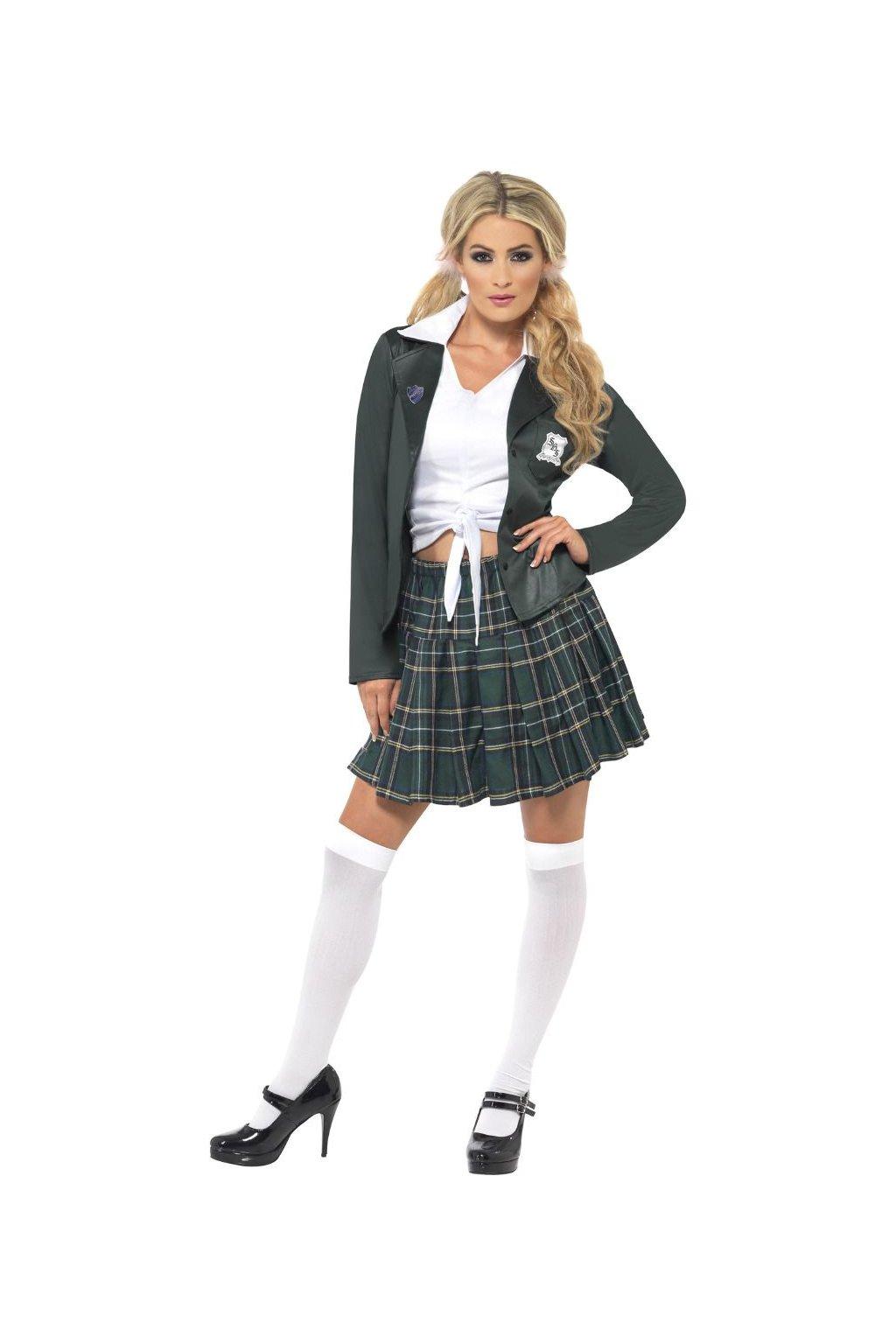 Kostým Roztomilá školačka