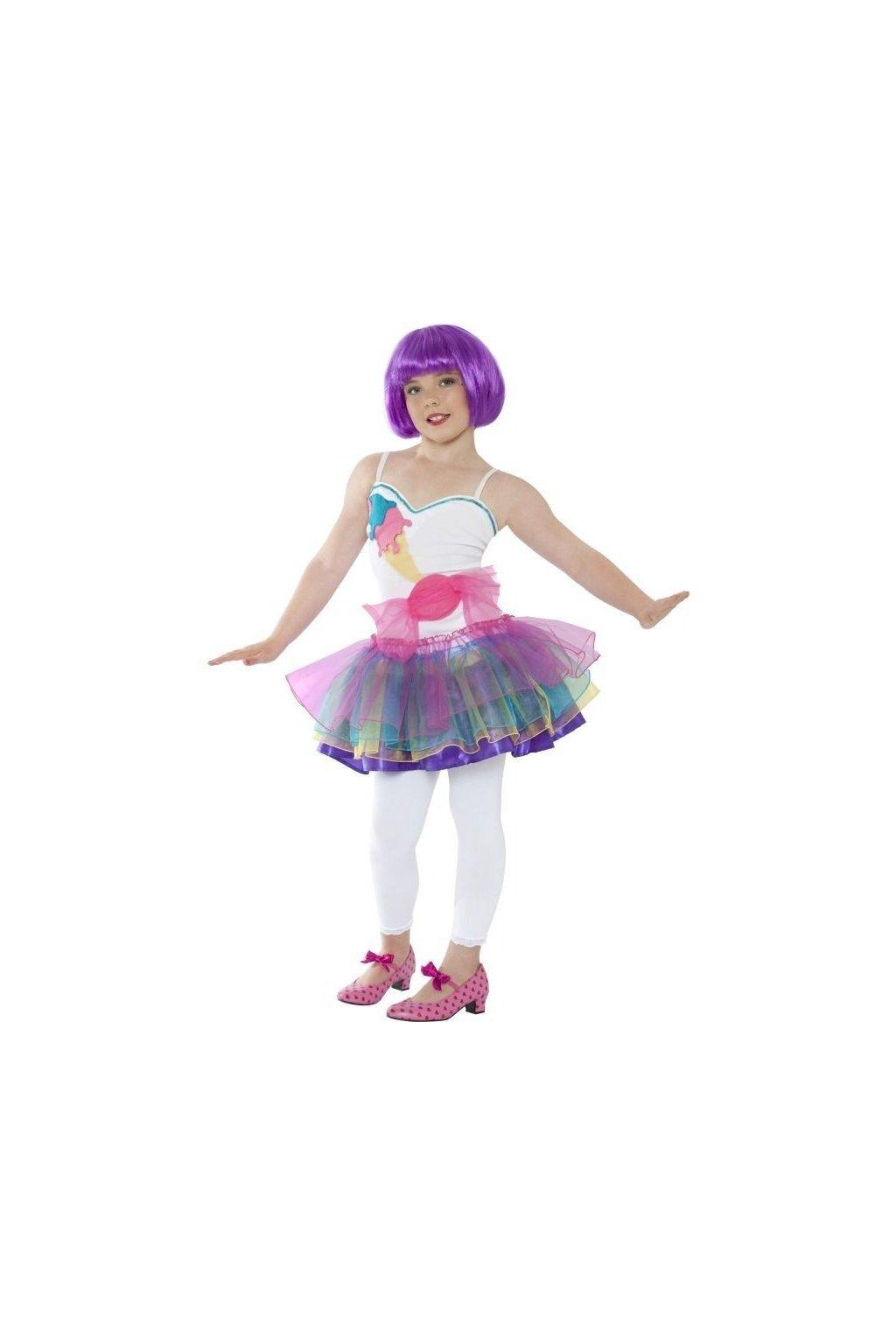 Dětský kostým - Holčička CANDY