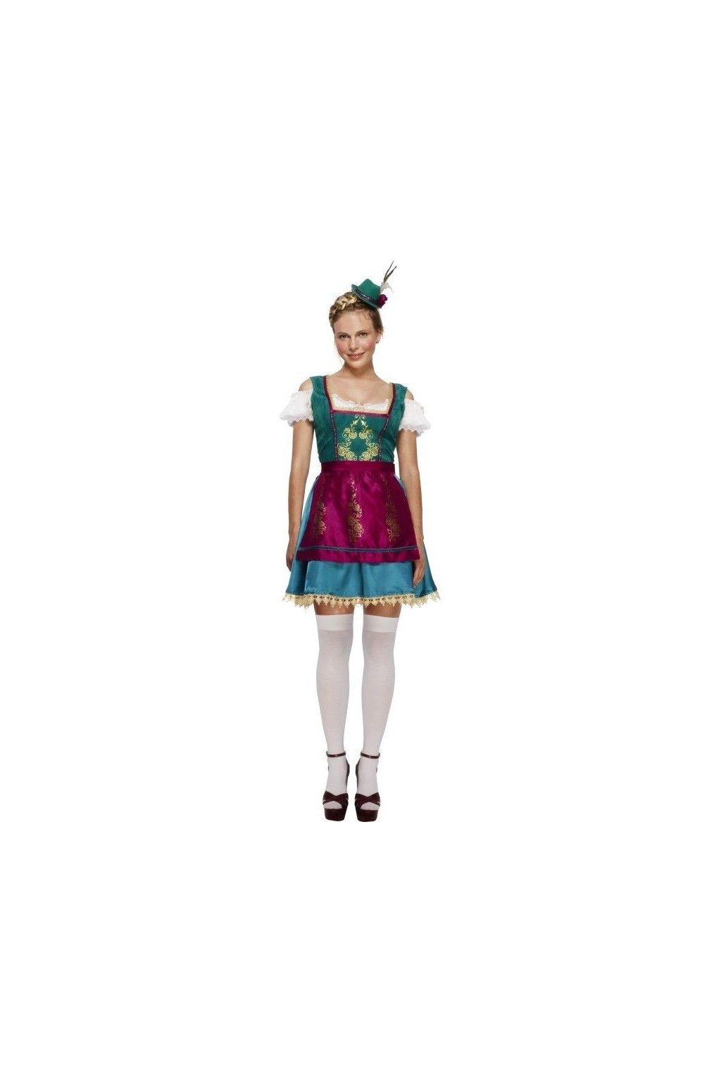 Kostým Sexy bavorská dívka
