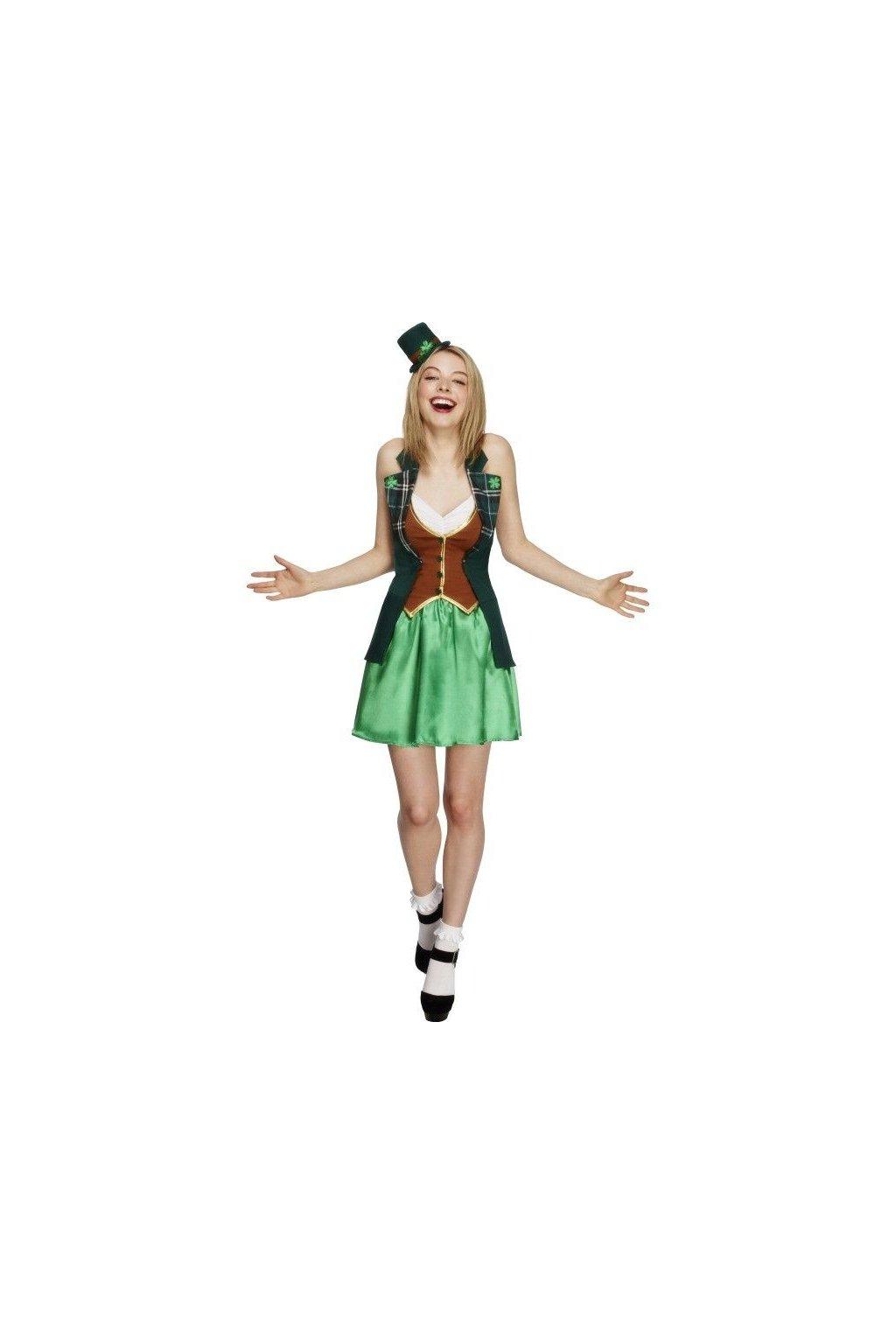 Dámský kostým St Patrick's Day
