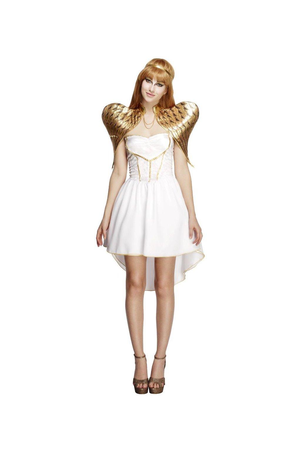 Dámský kostým Anděla - Glamorous