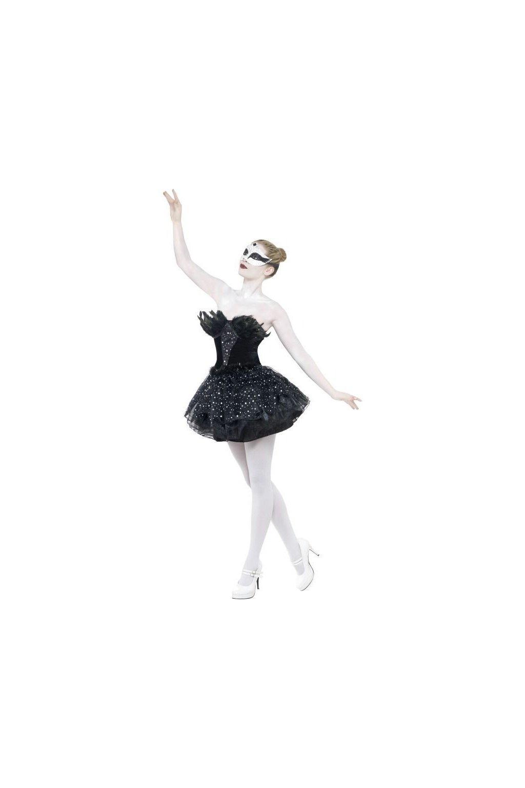 Kostým - Černá Labuť