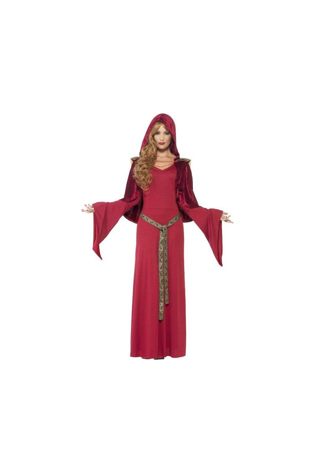 Kostým - Rudá kněžka Melisandra