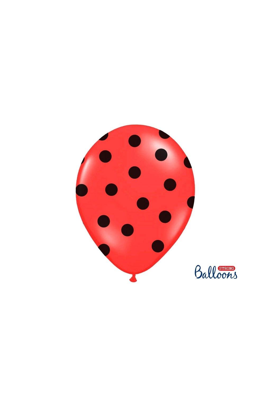 Nafukovací balónek beruška - 30 cm