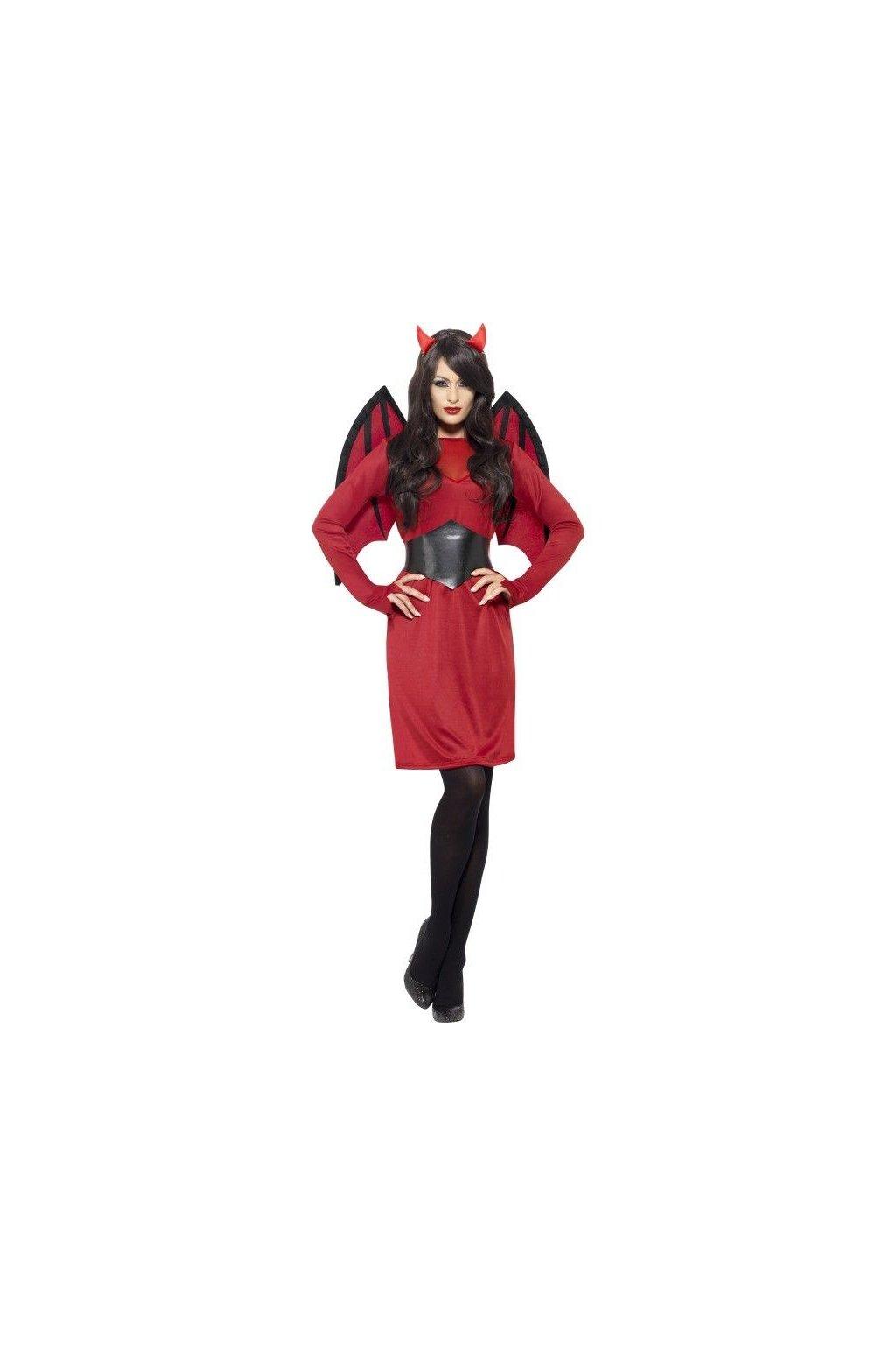 Kostým Ďábelská čertice