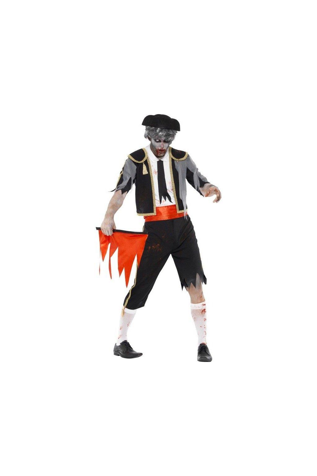 Kostým Zombie matador