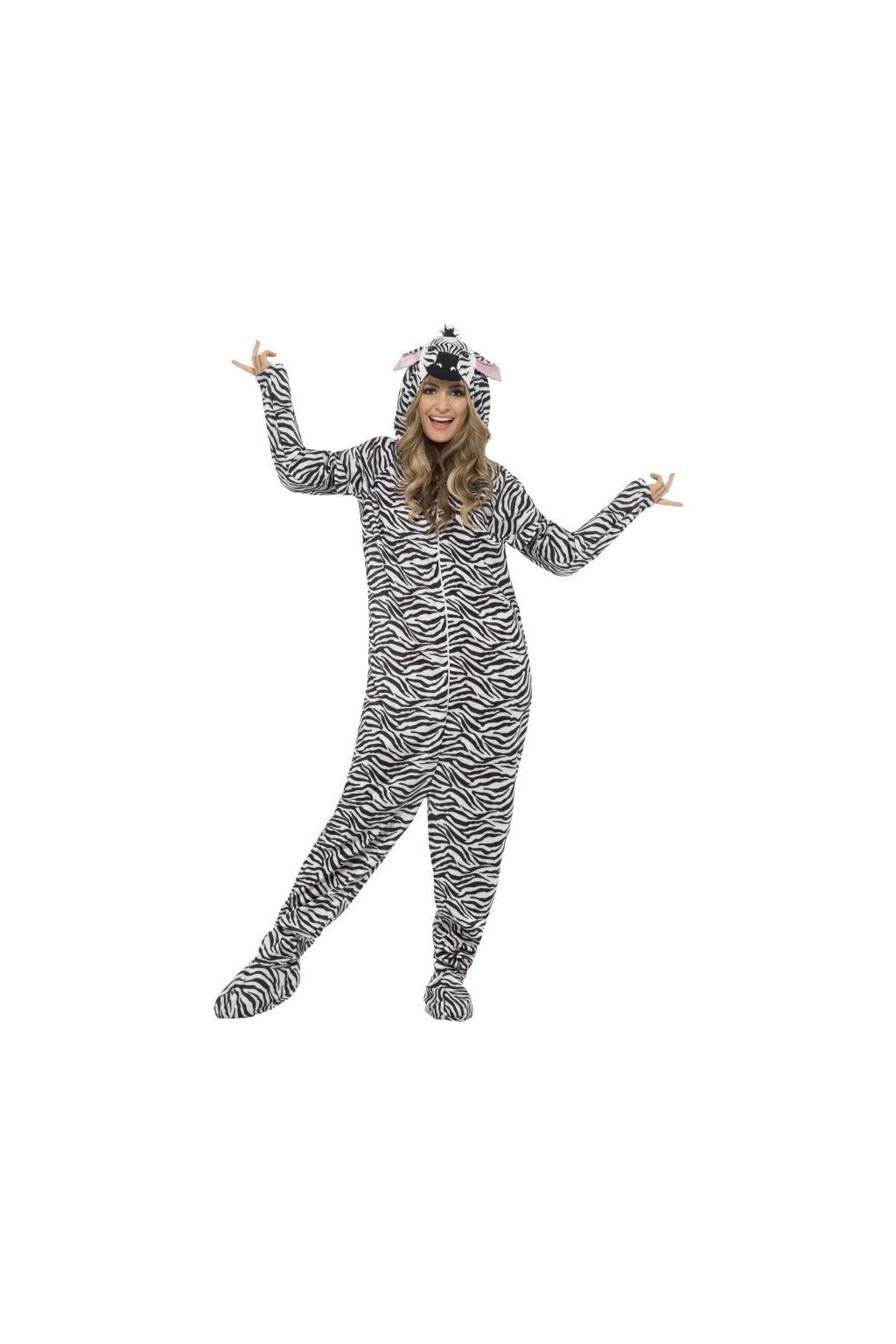 Kostým Zebra