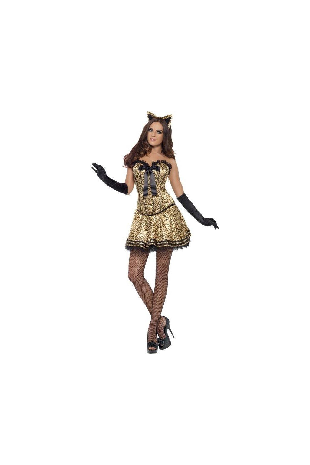 Kostým - Sexy kočka