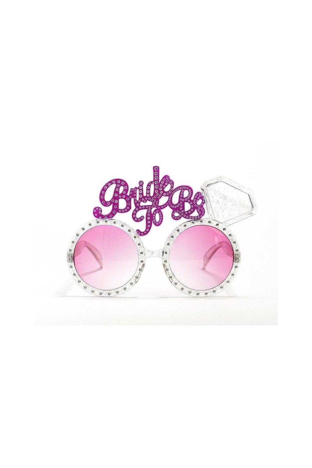 """Brýle """"Budoucí nevěsta"""" rozlučka se svobodou"""