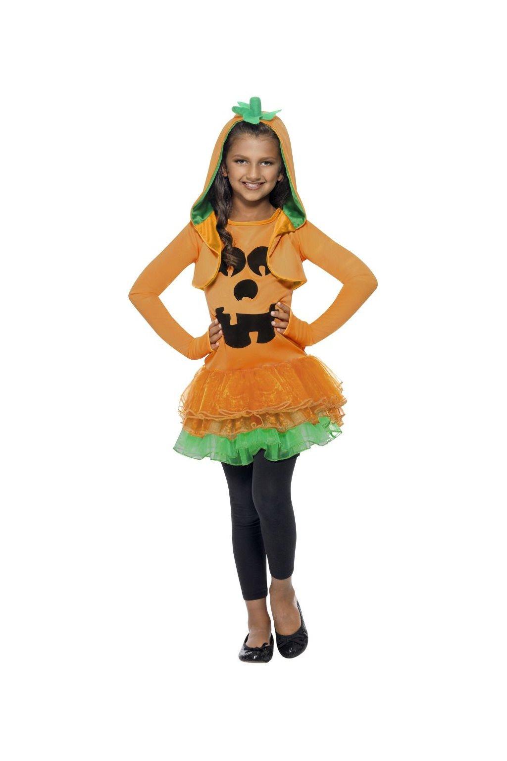 Dětský kostým - dýně