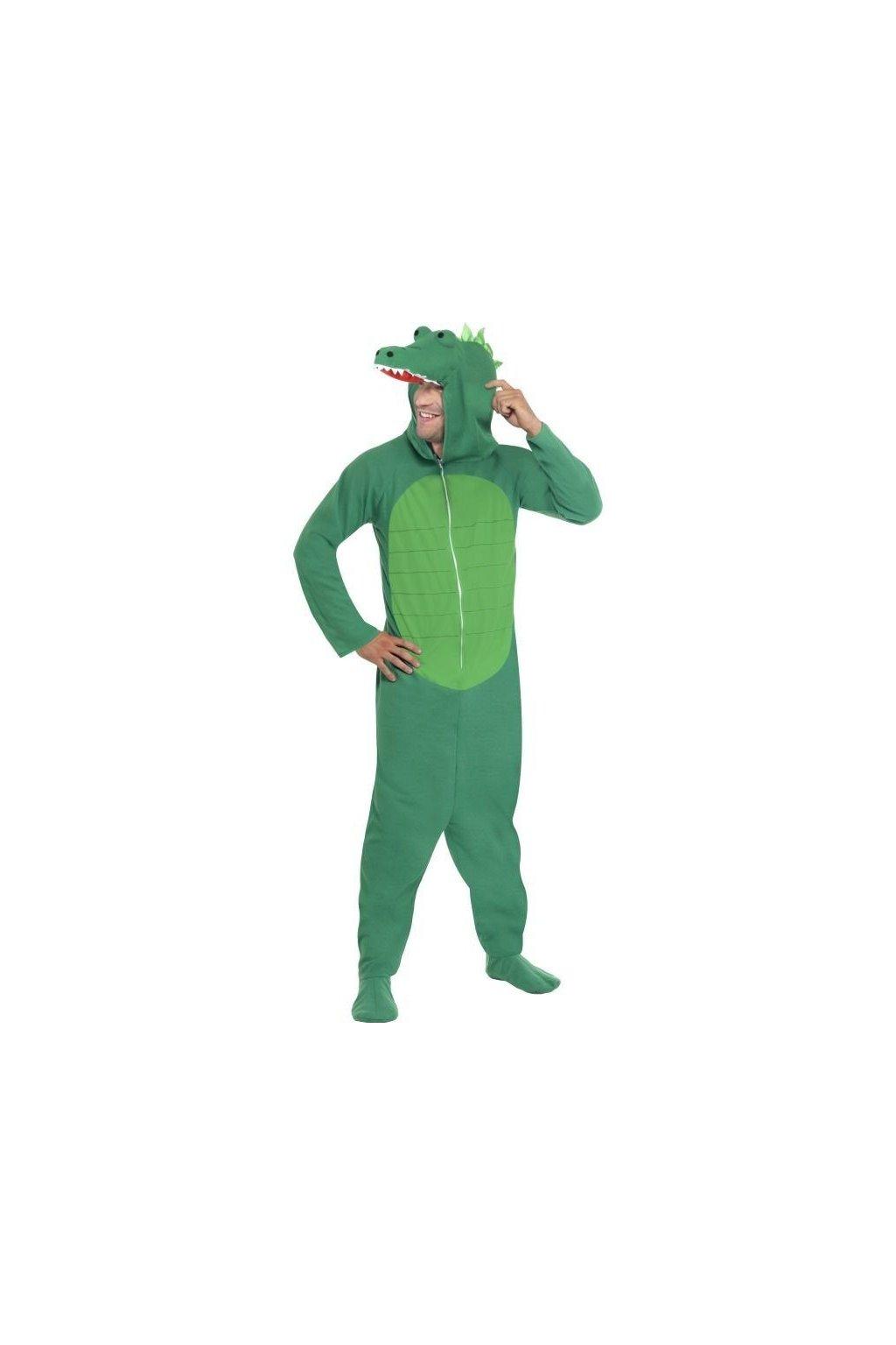 Kostým - Krokodýl