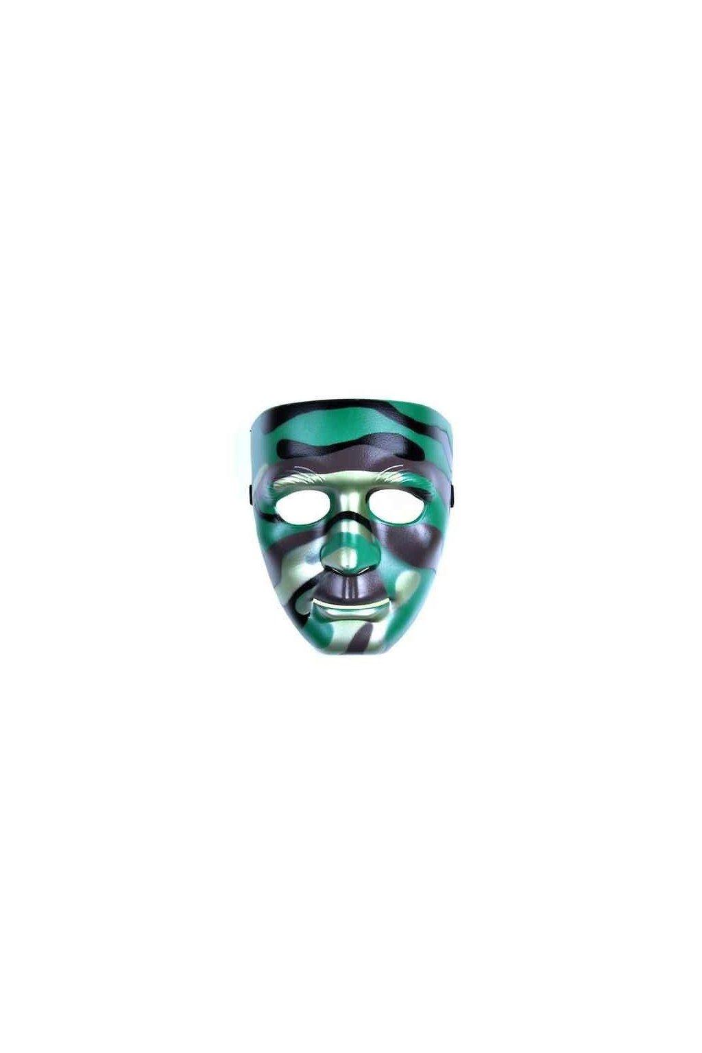 Maskáčová maska na obličej - Jabbawockeez
