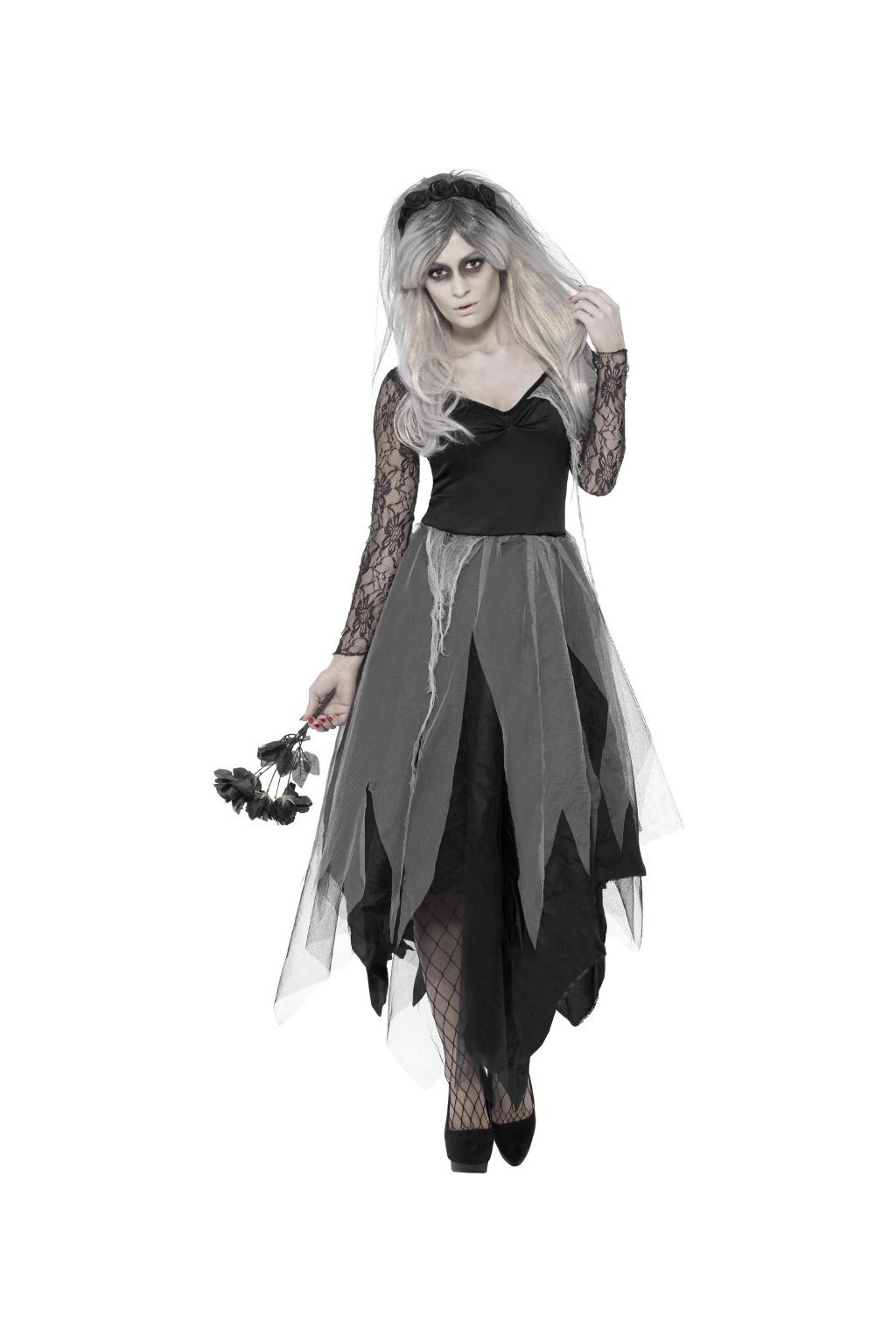Nemrtvá nevěsta - dámský kostým