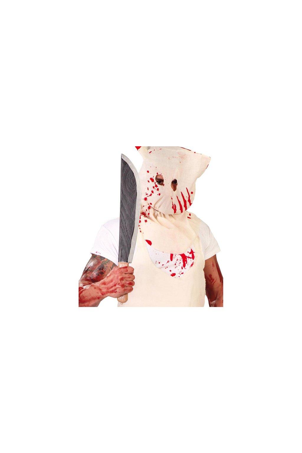 Mačeta broušená velká