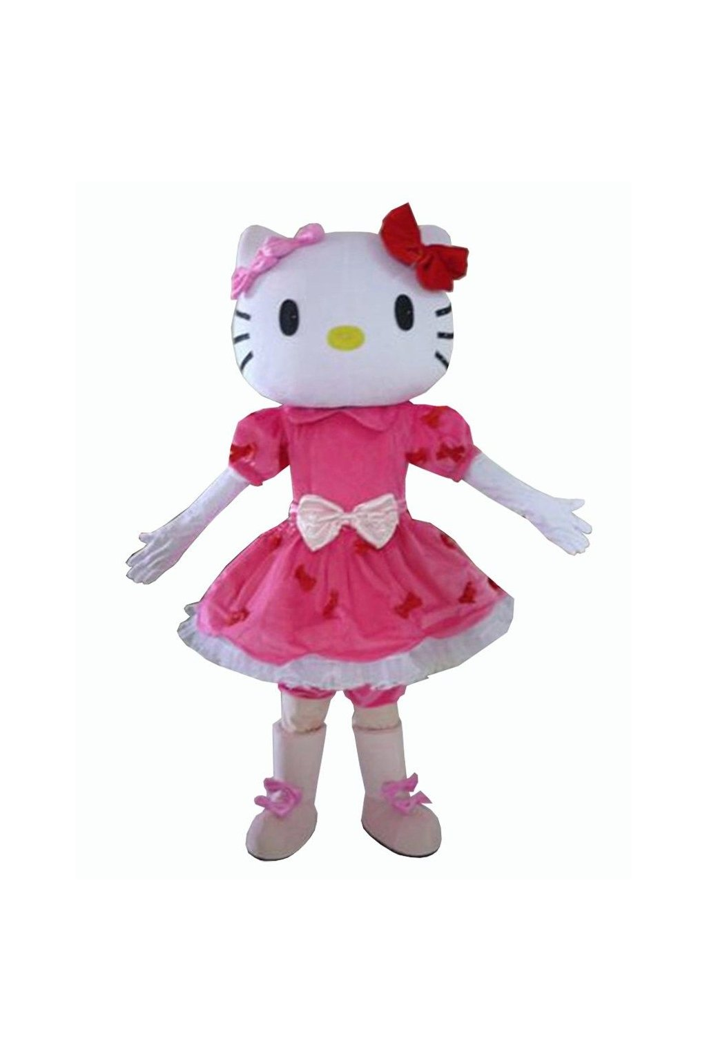 Kostým Hello Kitty - maskot